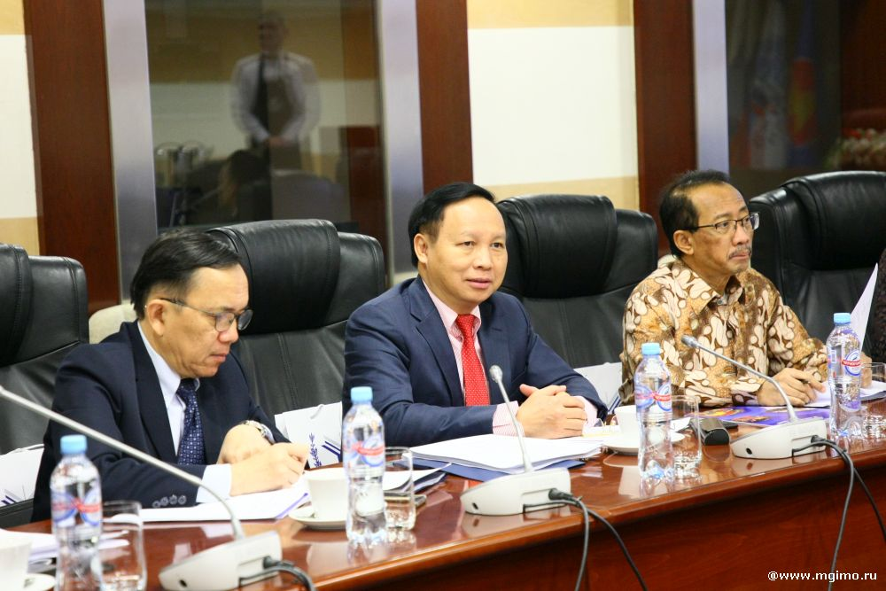 Meeting of ASEAN Centre Executive Board