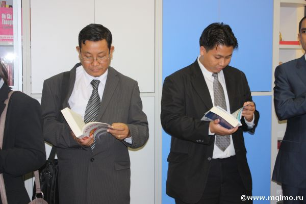 ASEAN Senior Officials Visit MGIMO