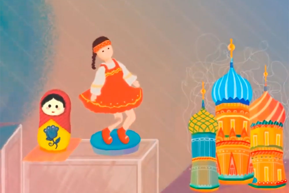 Winners of the ASEAN — Russia Video Contest 2019