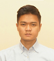 Welcome our internship student from Myanmar - Nyan Lin Htet